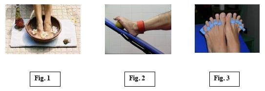 Esercizi utili per tenere in forma i piedi e rilassarli dopo una serata in milonga