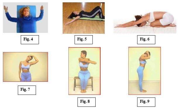 Esercizi per rilassare la muscolatura delle braccia sforzata dalla postura tipica dell'abbraccio nel tango