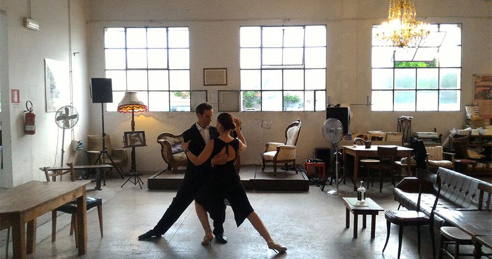 Tango e Poesia