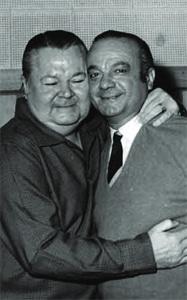 Anibal Troilo e Astor Piazzolla